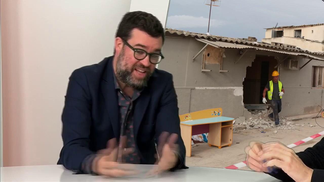 El alcalde de Palma anuncia la creación de un nuevo cuartel para la Policía Local