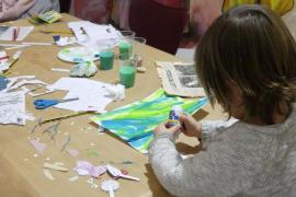 Ocio familiar en Sa Màniga con un taller de ilustración con Nívola Uyà