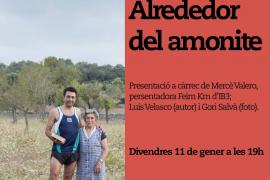 Presentación del libro 'Alrededor del amonite' de Luis Velasco en Rata Corner
