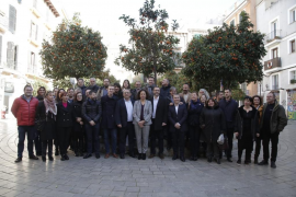 Cladera (PSIB) se presenta como candidata a liderar la lista del Consell de Mallorca