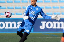 Rubén Miño ya se ejercita con el Atlético Baleares