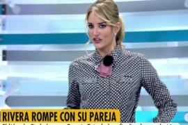 Alba Carrillo se postula como nueva novia de Albert Rivera