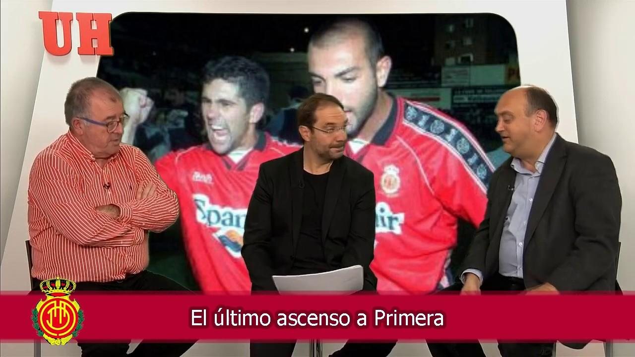 Recordando el último ascenso a Primera del Real Mallorca, en Ultima Hora Esports