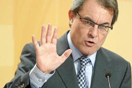 Mas justifica los ajustes para evitar que «España intervenga Catalunya»