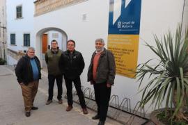 El Consell de Mallorca financia obras por 614.000 euros en Maria de la Salut