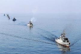 EEUU ignora la amenaza de Irán y mantendrá su despliegue en el Golfo