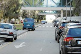 La gratuidad del aparcamiento de Son Espases colapsa el recinto del hospital