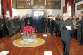 Murgui: «De corazón, la Iglesia de Mallorca funciona con mucha salud»