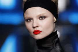 Desfile de Lagerfeld en París