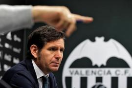 Mateu Alemany dice que no hay «previsión» de destituir a Marcelino «a corto plazo»