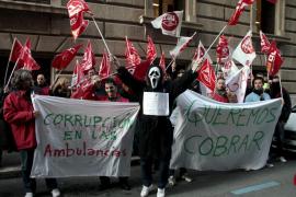 Convocan una huelga en las ambulancias programadas de Mallorca