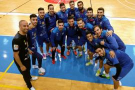 El Palma Futsal quiere volver a ganar en Son Moix