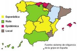 La gripe en Baleares ha iniciado el año por encima del umbral epidémico