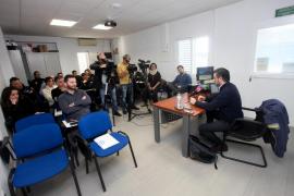 Sant Antoni presenta un sistema para perseguir la falsedad documental, un delito en auge
