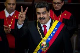 Maduro asume su segundo mandato en Venezuela y será presidente hasta 2025