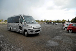 El bus lanzadera de Son Espases se estrena de vacío por falta de información