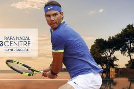 Rafa Nadal abrirá un centro de tenis también en Grecia