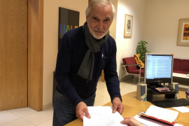 Estarellas presenta su precandidatura para encabezar la lista del PSOE en Llucmajor