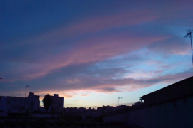 Cielo en tres colores