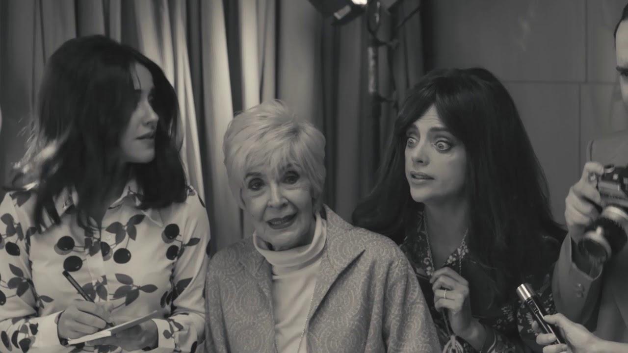 Buenafuente y Sílvia Abril buscan risas y no ofensas en su 'spot' de los Goya
