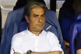 Natxo González: «El Mallorca es un equipo ya muy hecho»