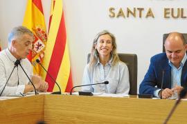 Carmen Ferrer será la candidata del PP a la alcaldía de Santa Eulària