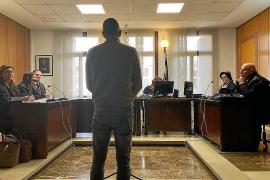 Dos años de cárcel por matar a un compañero de un puñetazo en Palma