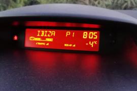El frío se queda en Ibiza este fin de semana