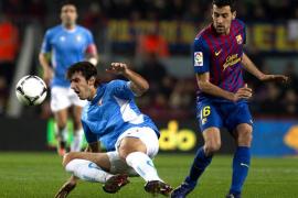 Cesc hizo de Messi hasta que salió Messi (4-0)