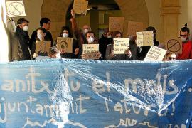 El PP se niega a retirar el atestado de los incidentes de Sant Agustí remitido a Fiscalía