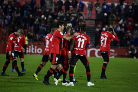 Lago Junior impulsa al Real Mallorca
