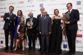 'Campeones' triunfa en la antesala de los Goya