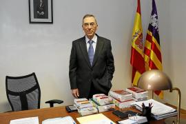 Antoni Monserrat: «Un juez que no tenga ideas políticas a mí me parece que es un memo»