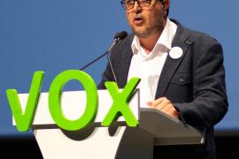 Francisco Serrano, de Vox: «Este año el 100 % de los asesinos y violadores son extranjeros»