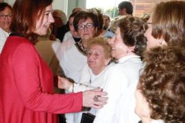 Inauguran la nueva sede para la Asociación de la Tercera Edad de Alcúdia