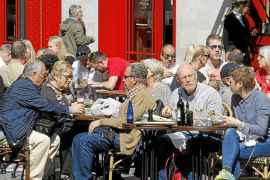 La actividad turística en invierno duplica la afiliación de fijos discontinuos en una década