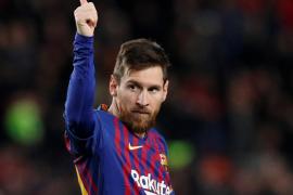 Victoria sin brillo del Barça ante el Eibar