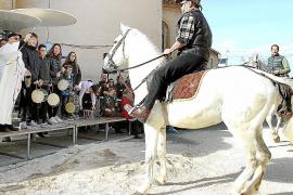 Benditos animales en Sant Jordi