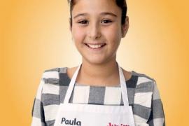 La mallorquina Paula se queda a las puertas del triunfo en 'Masterchef Junior'