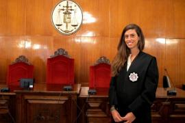 Rosa Juana Isern jura su cargo como nueva jueza de Baleares