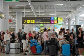 Son Sant Joan llega por primera vez a los 29 millones de pasajeros por el tráfico invernal