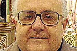 Fallece el canónigo de la Seu Llorenç Alcina