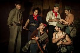 Iguana Teatre regresa al Auditori d'Alcúdia con la obra de teatro 'Mar de fons'