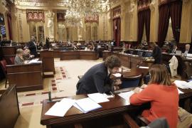 El Parlament balear aprueba la nueva Ley del Govern que regula el Ejecutivo