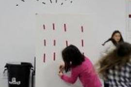 Experimentación artística en el Teatre Principal con 'Collage y acción'