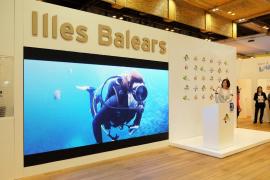Baleares vuelve a Fitur con un stand de casi mil metros cuadrados