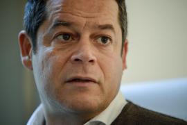 Jorge Sanz, al borde de las lágrimas al hablar de la enfermedad de su hijo