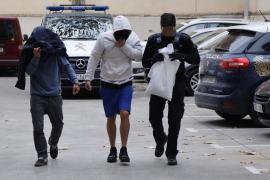 Cuatro nuevos detenidos por los atracos a taxistas en Palma
