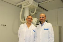 Un nuevo radiólogo se incorpora al Área de Salud de las Pitiusas