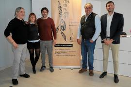 Tomeu Mas, Beatriz Díaz, Igor Rodríguez, Alfonso Robledo y Josep Enric Claverol